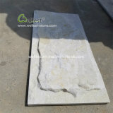 Rock Face White Quartzite Mushroom Wall Stone Tile for Exterior Wall Fadace