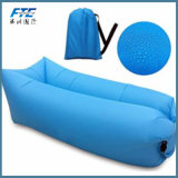 2 Seconds Inflatable Lazy Air Bed/Bag for Break Indoor