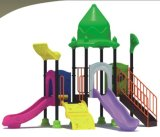 2014 Hot Selling Outdoor Children Amusment Playground Slide with GS and TUV Certificate (QQ-MN018)