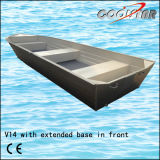 14FT Water Rescue V2.0 Aluminum Boat (V14)