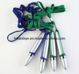 Lanyard Advertising Pen, Exhibition Pen with Rope (LT-Y120)