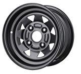 12X7 ATV Steel Wheel