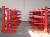 Competitive Price- Adjustable Outdoor Cantilever Racking for Warehouse Storage