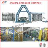 Plastic Four Shuttle Weaving Loom for Woven Bag (SL-SC-4/1400)
