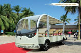 Wholesale 14 Seaters Electric Sightseeing Bus (LT-S14)