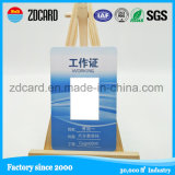 RFID 13.56 MHz Smart Blank PVC ID Card for Student / Employee