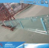 15mm and 19mm Clear Tempered Glass for Balustrade