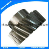Steel Transmission Spiral Spur Gear