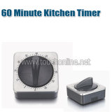 Stainless Steel Kitchen Timer 60 Minute