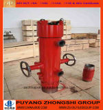 "Cementing Equipment High Pressure Single Valve 13-3/8"" Casing Cementing Head"