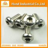 Stainless Steel Screw Torx Pan Head Anti-Theft Security Screws