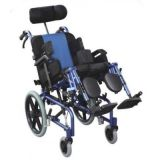 Lightest Folding Electric Cerebral Palsy Children Wheelchair Price Strong Capacity Wheelchair Silla De Ruedas for Paralisis Cerebral Infantil