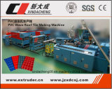 PVC Wave Roof Tile Making Machinery