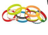 Customerized Production Wholesale Price Silicone Bracelet