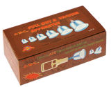 Chinese Vacuum Acupuncture Cupping Set