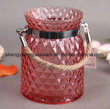 Good Decoration Best Quality Candle Holder/Glass Cup/Glass Craft