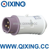 Low Voltage Cee/IEC Standard Plug for Industrial Application (QX630)