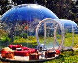 Inflatable PVC Bubble Tent with Baby Room