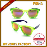 F5843 Neon Sunglasses Mirror Lens Free Samples