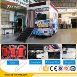 High Quality Game Center 5D 7D 9d Cinema Truck Mobile 9d Cinema
