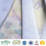 Polyester Fabric Mesh for Sportswear Lining
