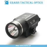 Strobe Pistol Mounted Tactical CREE Q5 225 Lumens LED Flashlight and Torch (ES-XL-X9)