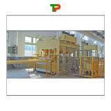 Short Cycle Laminating Hot Press Production Line