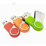 Fashion Hot Selling USB Flash Drive Swivel USB Flash Disk