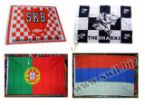 Screen Printing Custom Backdrop Flag Banner with Competitive Price