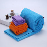 Naturally Dyed, Brightness Textile 100% Cotton Bath Towel, Hand Towel, Face Towel