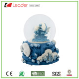 Attractive Hand-Painted Resin Craft Sea Snow Globe for Home Decoration and Souvenir Collections, Make Your Own Water Globe