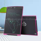 "12"" Electronic LCD Writing Tablet with 6 Colors Drawing Board"