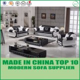 Modern Living Room Sofa Italian Leather Couches