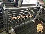 Wood Plastic Composite WPC Electric Garden Fence