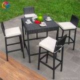 Hly Outdoor Furniture Garden Table Rattan Table and Chair