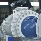 Reduced / Full Bore 3 Pieces Steel Flanged Ball Valve