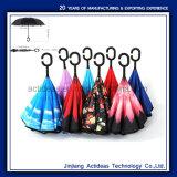 Promotion Inverted Car Umbrella for Outdoor Advertising Umbrella