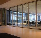 Commercial Frameless Automatic Induction Sensor Glass Sliding Door Prices