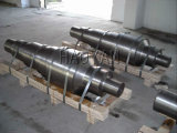 Carbon Steel with Forged Shaft, Alloy Steel with Forging Shaft