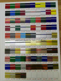 New Produced Stocks 1.3mm Engraving ABS Sheet Double Color Sheet