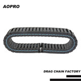 Plastic Cable Drag Carrier Conveyor Chain for Cable Protection CNC Machine