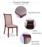 Top Furniture Stackable Hotel Furniture Restaurant Chair