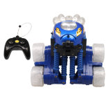 Tornado Tumbler Car New Rechargeable Plastic Crazy Car Toy Battery Operated RC Car Electric Cars for Big Kid