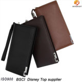 Manufacturer Men's Genuine Smart Leather Fashion Leather Wallet