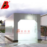Water Tightness Test Line with Lighting Raining Inspection Booth China Suppliers