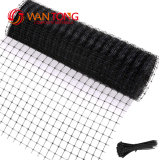 """25' X 50' Garden Netting with 2.4"""" Square Mesh Protect Fruit Tree Plant and Vegetables From Poultry Deer and Pests Heavy Duty Bird Netting for Garden Farm"""