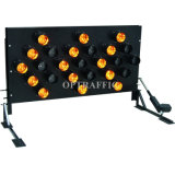 Road Work Safety Equipment Traffic Signal Truck Mounted LED Arrow Display