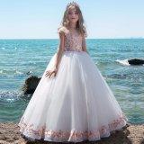 Children Lace Flower Girl Skirt Wedding Dress Clothing