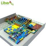 Kids Factory Price Indoor Trampoline Bed Fashion Trampoline Park Builder