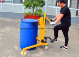 Strong 350kg Hydraulic Manual Drum Lifter Price, Provincial Strength Drum Carrier